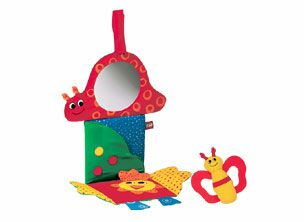 Lego 5423 Crib and Mirror Adventure image