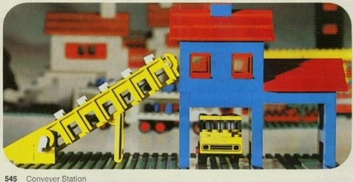 Lego 545 Conveyor Station image