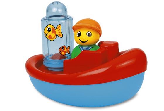 Lego 5462 Bathtime Boat image