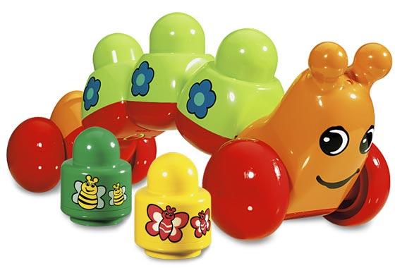 Изображение набора Лего 5465 Bendy Caterpillar