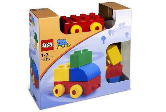 Lego 5476 My First Quatro Set image
