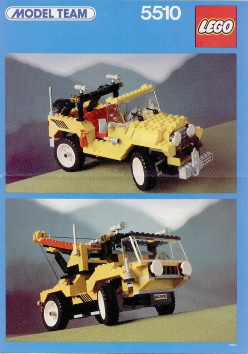 Model Team Brickset Lego Set Guide And Database