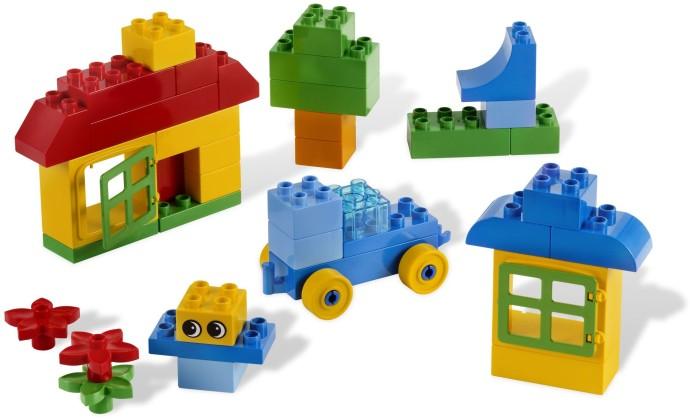 Lego 5538 Duplo Creative Bucket image