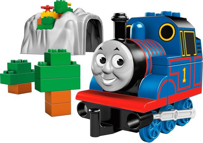 5546 1 Thomas At Morgans Mine Brickset Lego Set Guide And Database