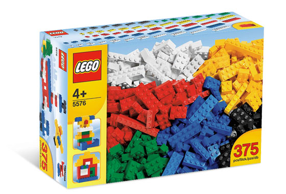 5576-1: Basic Bricks - Medium | Brickset: LEGO set guide ...