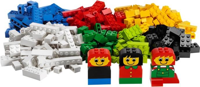 Lego 5587 Basic Bricks with Fun Figures image