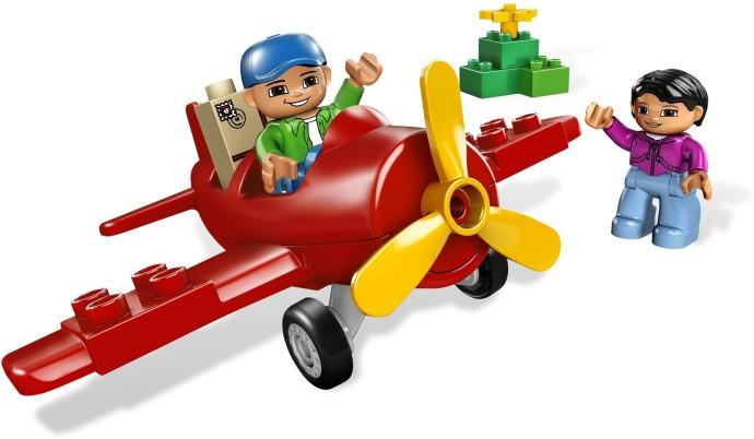 5592 1 My First Plane Brickset Lego Set Guide And Database