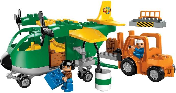 Lego 5594 Cargo Plane image
