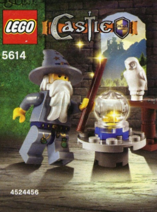 Изображение набора Лего 5614 The Good Wizard