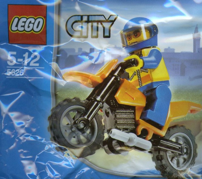 lego dirt bike instructions