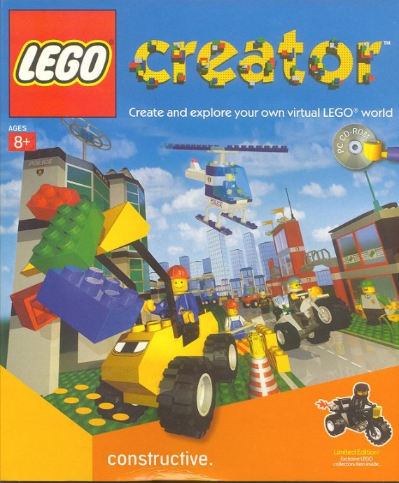 Gear | Video Games/PC | Brickset: LEGO set guide and database