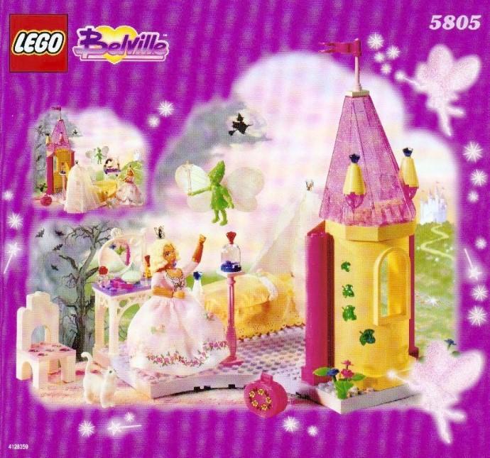 5805-1: Princess Rosaline's Room