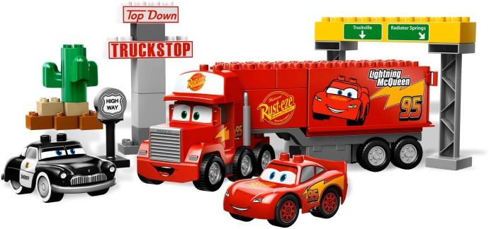 duplo cars brickset lego set guide and database. Black Bedroom Furniture Sets. Home Design Ideas