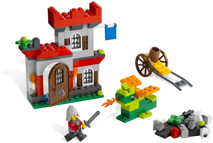 Lego 5929 Knight and Castle Building Set image