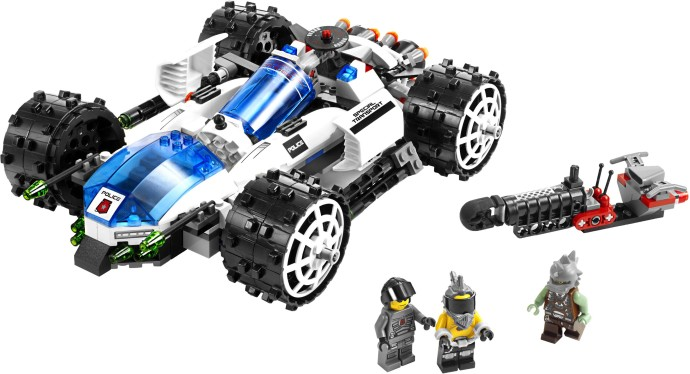 Car Auction Apps >> 5979-1: Max Security Transport | Brickset: LEGO set guide ...