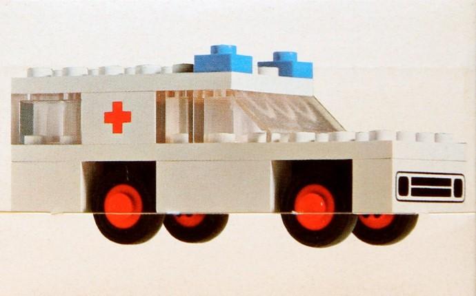 Lego 600 Ambulance image