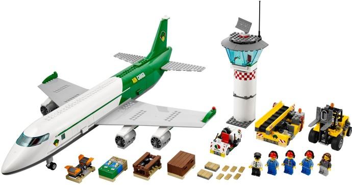 60022 1 Cargo Terminal Brickset Lego Set Guide And Database
