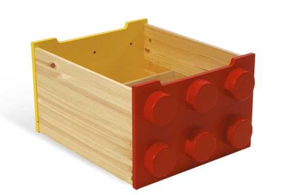 60030 1 Rolling Storage Box Red Yellow Brickset Lego Set Guide And Database