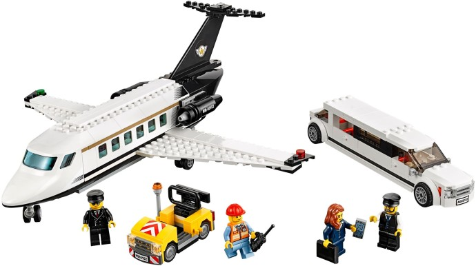 601021 Airport VIP Service  Brickset LEGO Set Guide And Database
