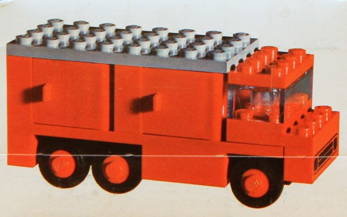 Lego 602 Fire Truck image