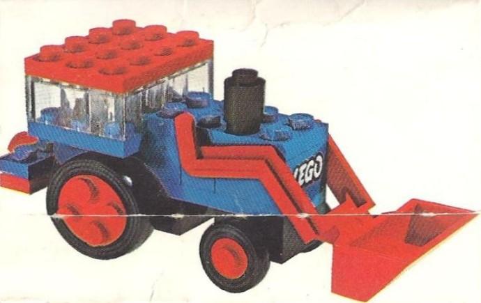 Lego 604 Excavator image