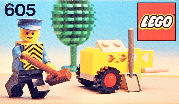 Lego 605 Street Crew image