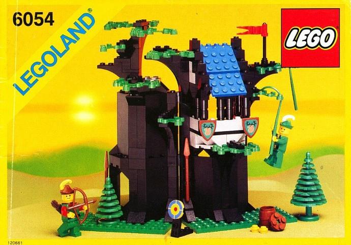Castle Forestmen Brickset Lego Set Guide And Database