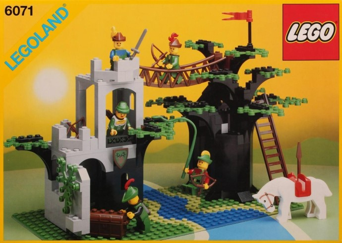 Castle Forestmen Brickset Lego Set Guide And Database