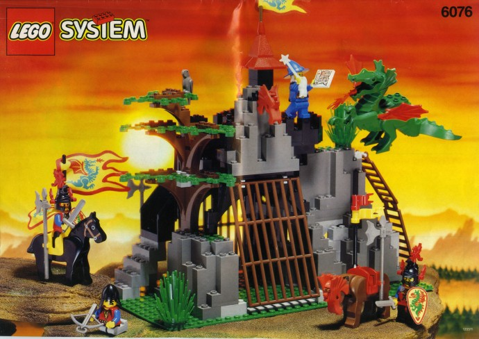 castle dragon knights brickset lego set guide and database. Black Bedroom Furniture Sets. Home Design Ideas