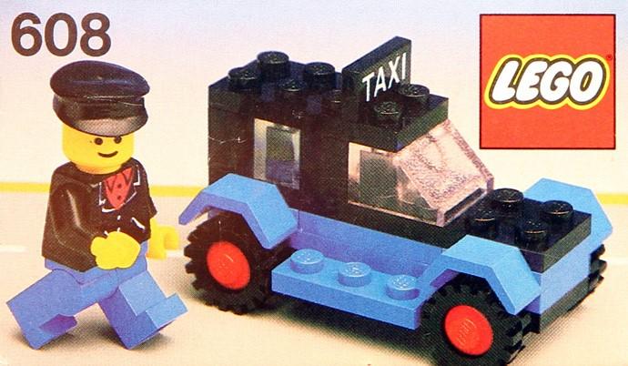 Изображение набора Лего 608 Taxi