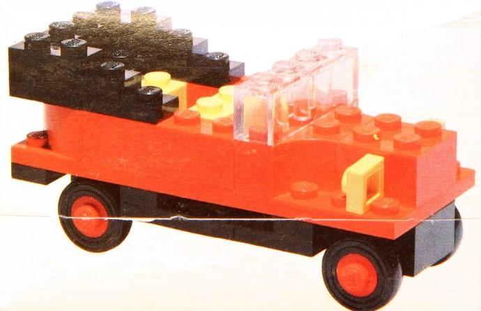 Изображение набора Лего 610 VIntage car
