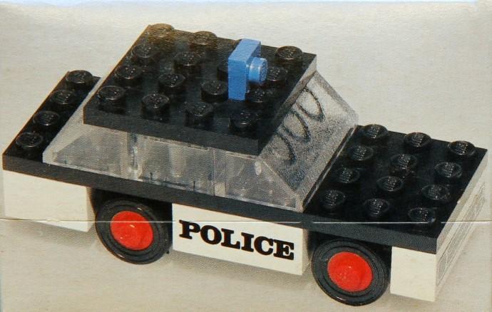Lego 611 Police Car image