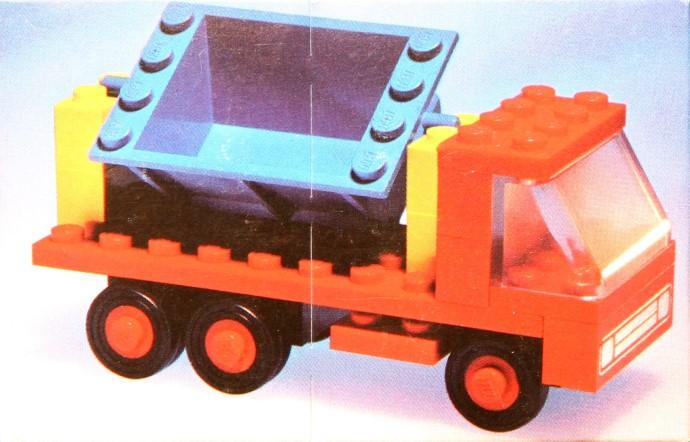 Изображение набора Лего 612 Tipper Truck