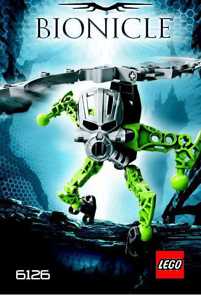 Bionicle 2008 Brickset Lego Set Guide And Database