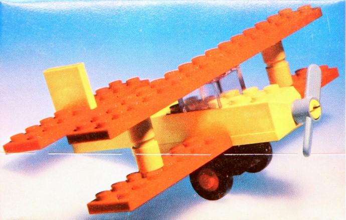Изображение набора Лего 613 Bi-plane