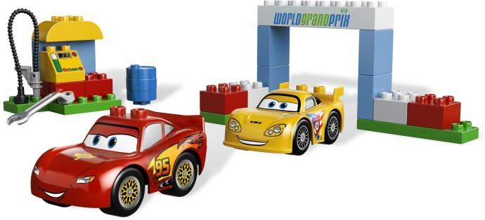 6133-1: Race Day | Brickset: LEGO set guide and database