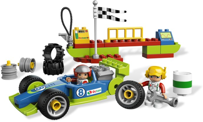 Lego 6143 Racing Team image