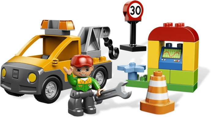 Lego 6146 Tow Truck image