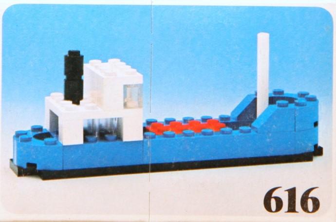 Изображение набора Лего 616 Cargo Ship