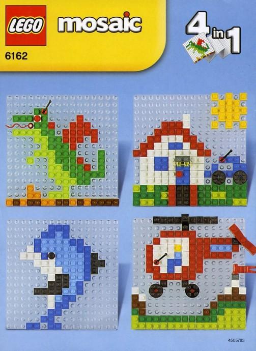 Изображение набора Лего 6162 Building Fun with LEGO