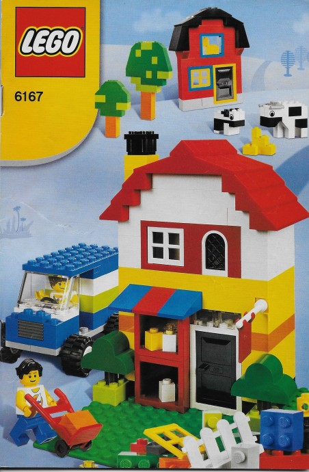 6167 1 lego deluxe brick box brickset lego set guide. Black Bedroom Furniture Sets. Home Design Ideas