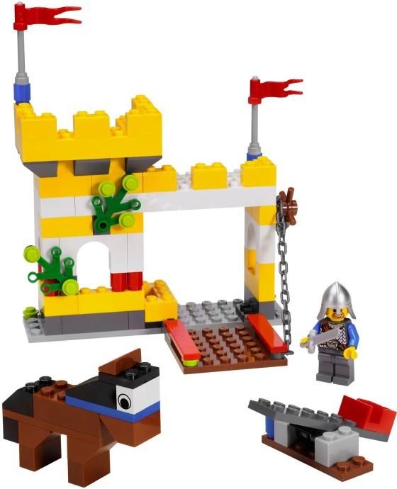 Изображение набора Лего 6193 Castle Building Set