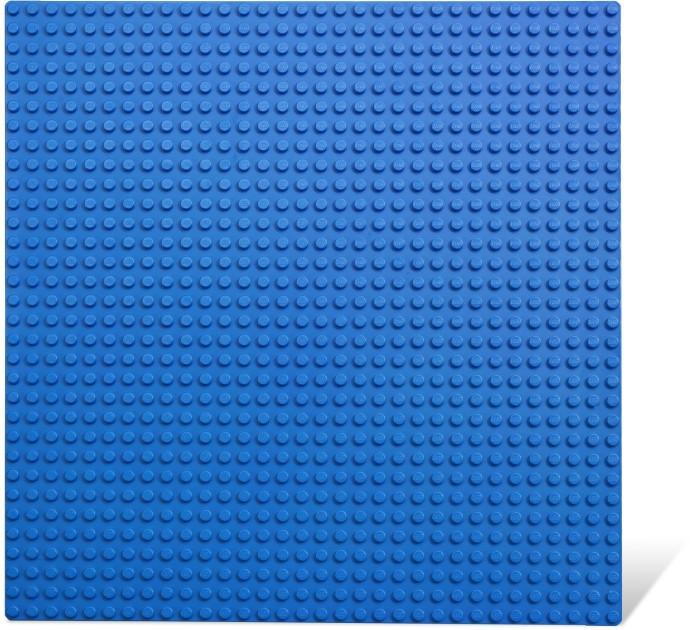 Изображение набора Лего 620 Blue Building Plate