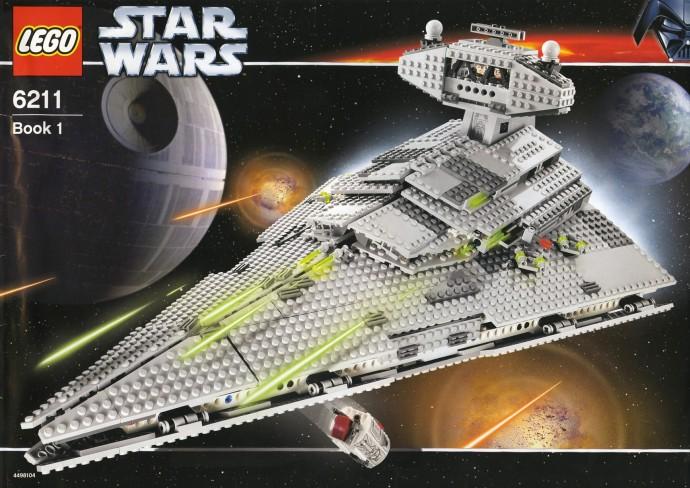6211 1 Imperial Star Destroyer Brickset Lego Set Guide And Database