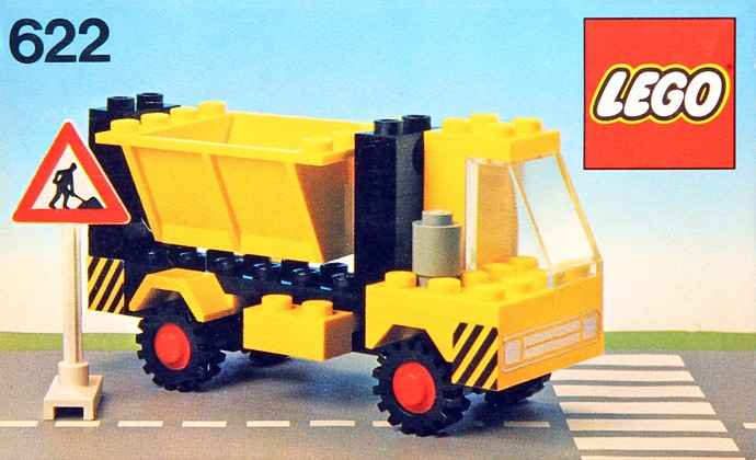 Lego 622 Tipper Truck image
