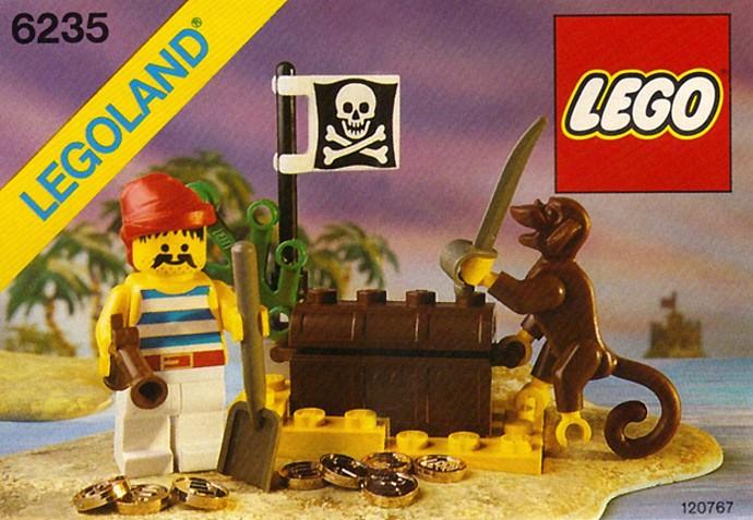 Amazon Treasure Island Toy