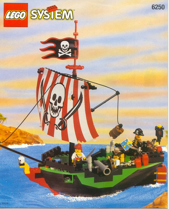 Pirates 1997 Brickset Lego Set Guide And Database