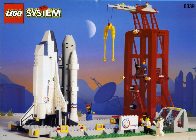 lego space shuttle parts list - photo #26