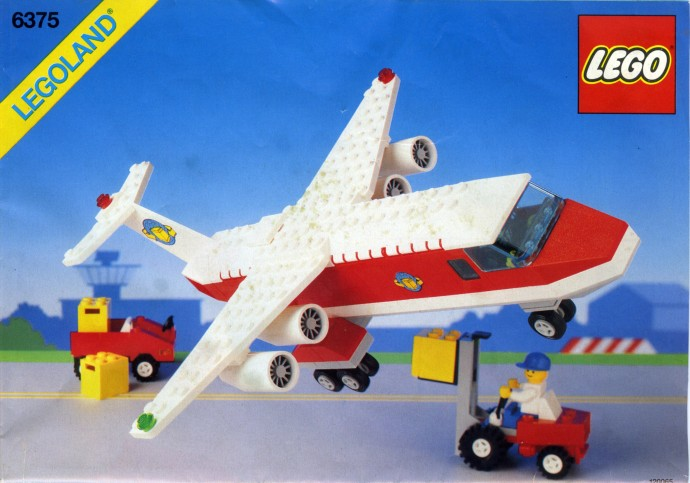 Town : Flight : Brickset: LEGO set guide and database