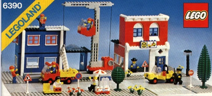 Image result for lego town set 80's